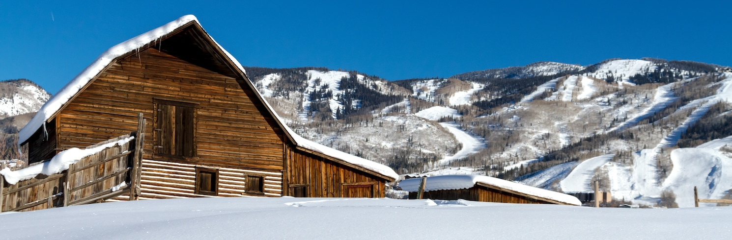 Steamboat Springs, Colorado, USA