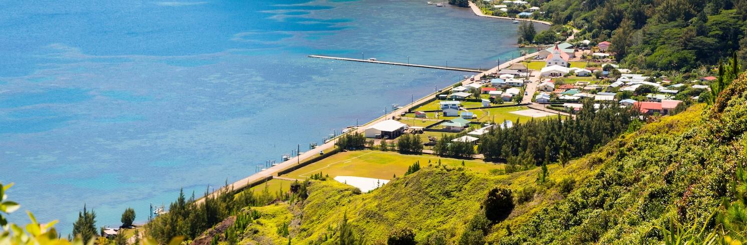 Austral Islands, French Polynesia