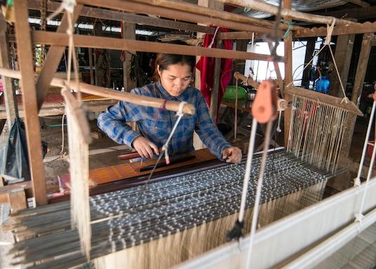 Koh Dach, Cambodja