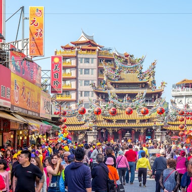 Beigang Chao-Tian Temple