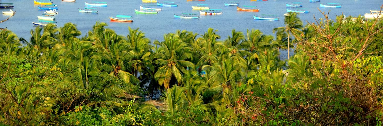North Goa, Indija
