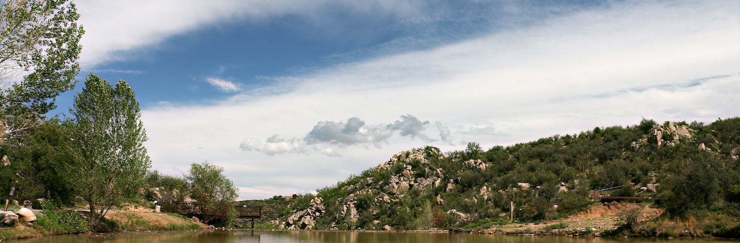 Prescott (und Umgebung), Arizona, USA