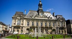Centre-ville de Tours