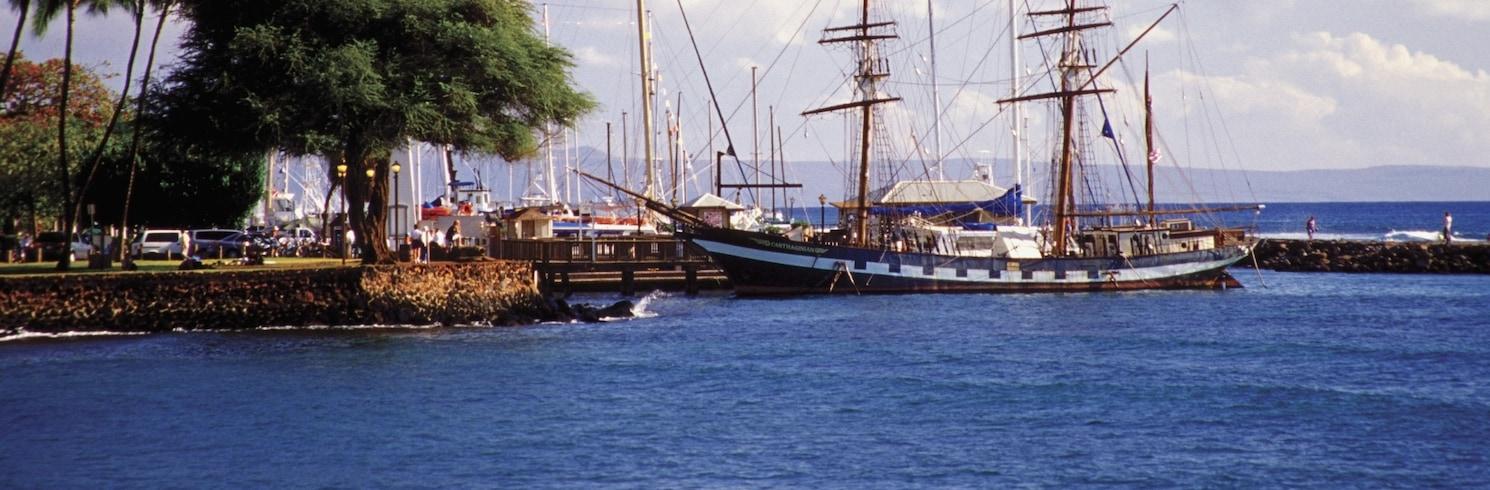 Lahaina, Hawaje, Stany Zjednoczone