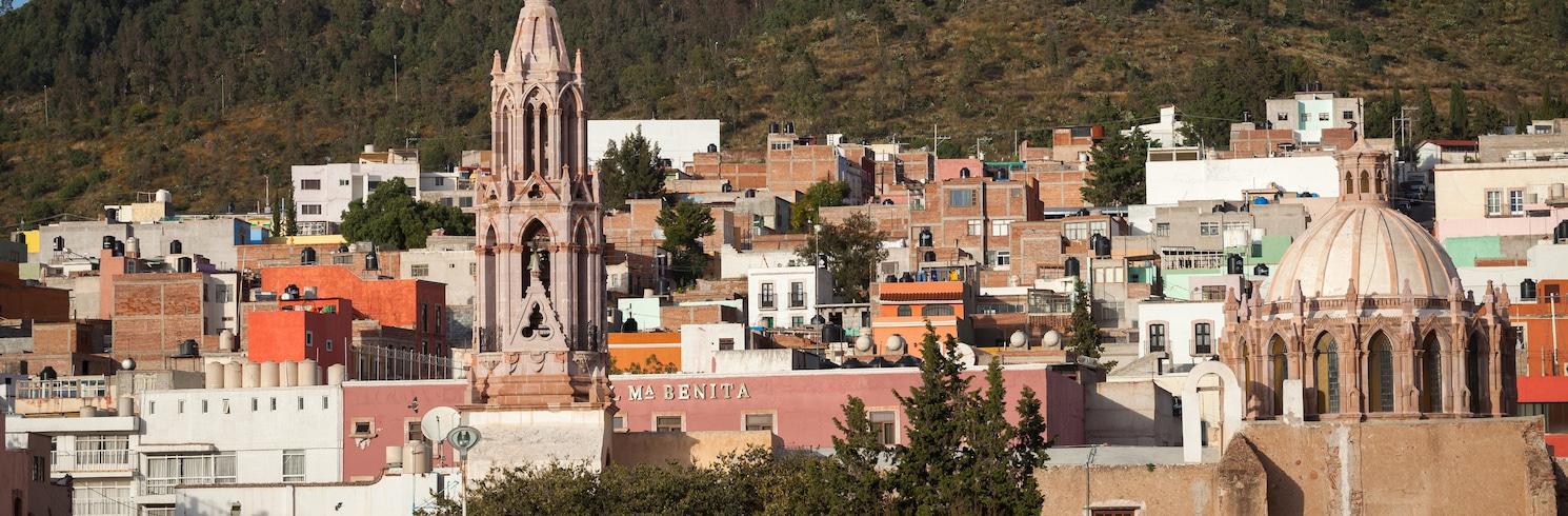Zacatecas, Mexique