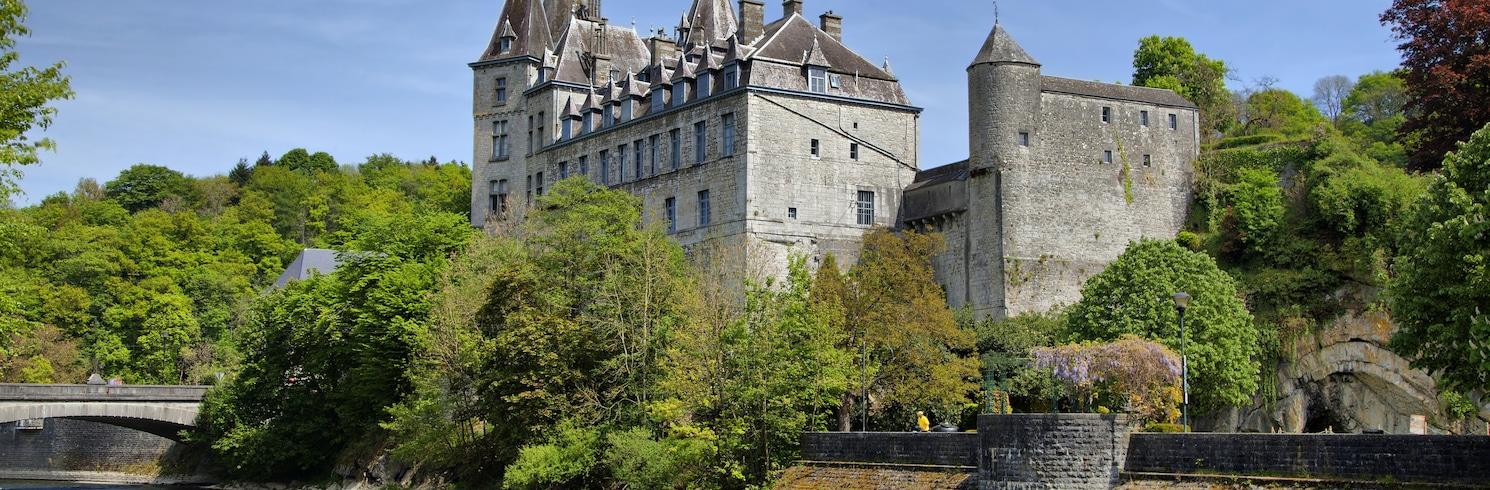 Luxembourgin provinssi, Provincie Luxemburg, Belgia