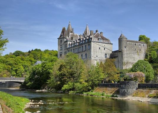 Luxembursko, Provincie Luxemburg, Belgicko