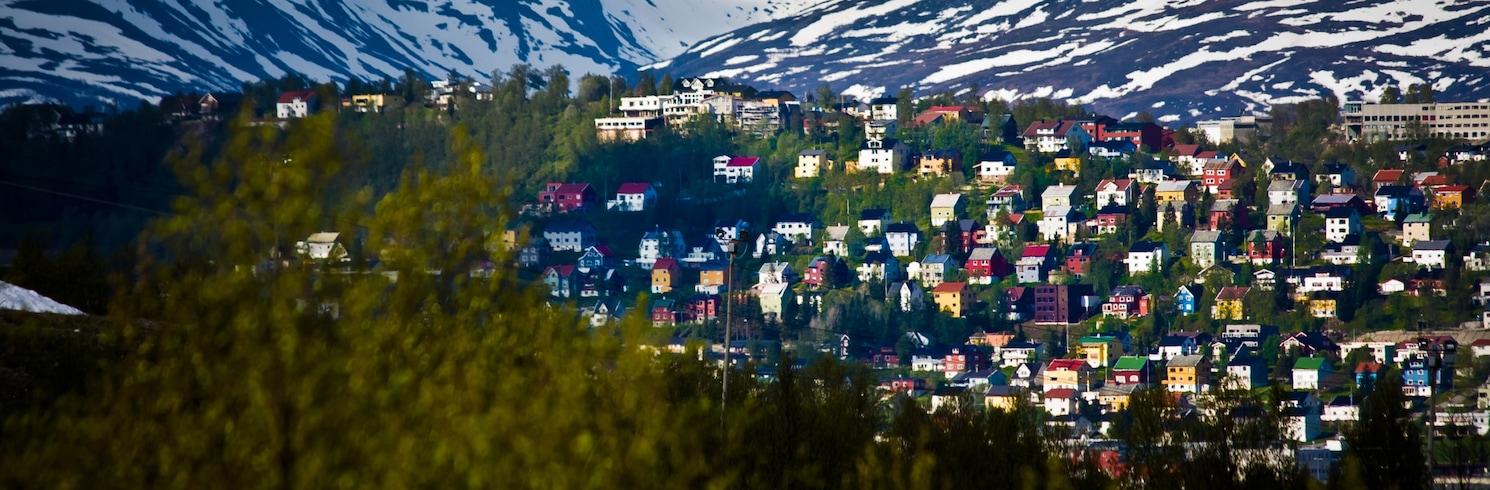 Tromso, Nórsko