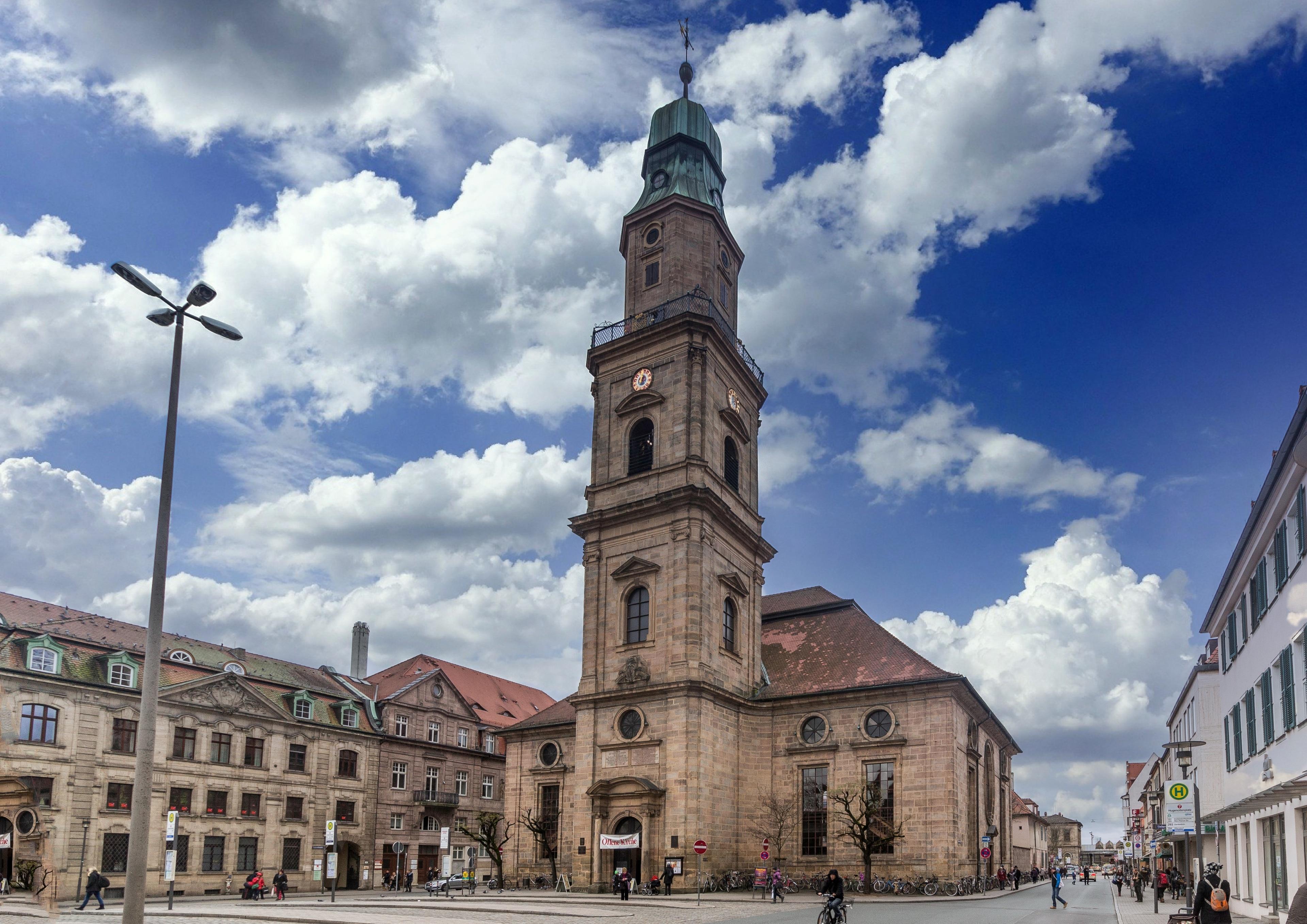 Erlangen, Bayern, Deutschland