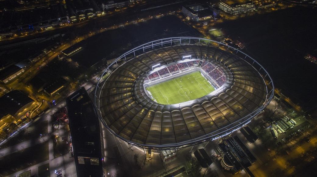 메르세데스 벤츠 경기장