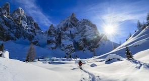 Гірський хребет Пале-ді-Сан-Мартіно