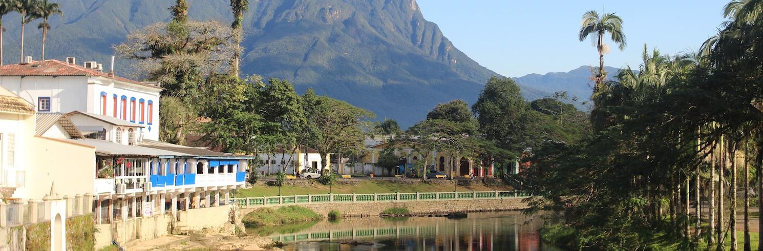 موريتيس, البرازيل