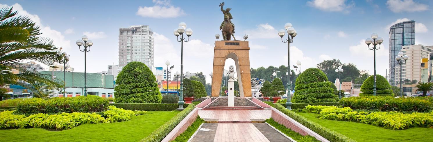 ホーチミン シティ, ベトナム