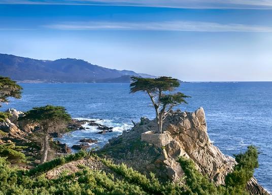 Del Monte Forest, Kalifornie, USA