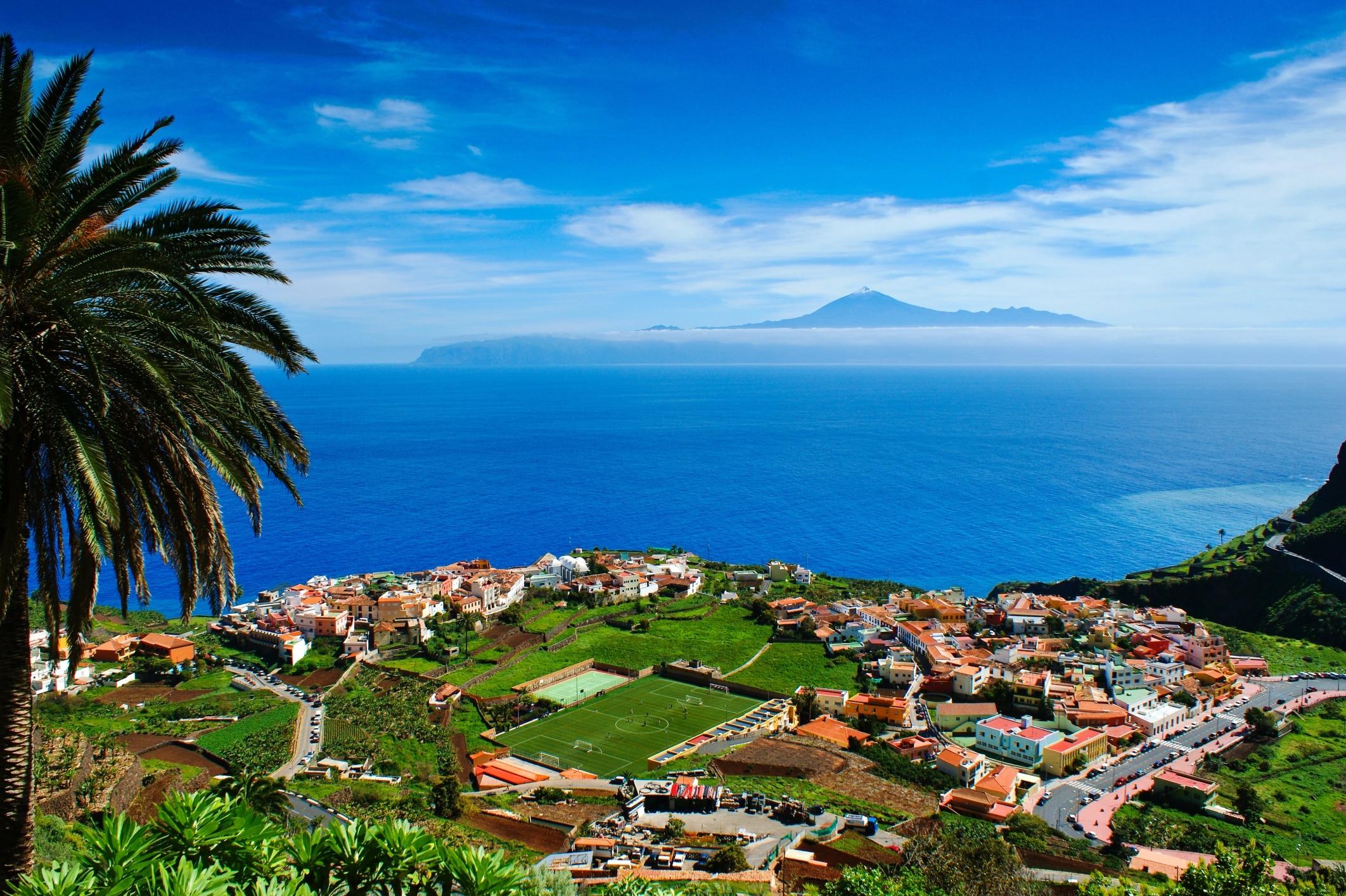 Agulo, Canarische Eilanden, Spanje