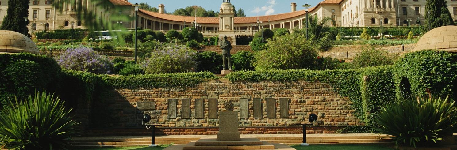 Pretoria, Lõuna-Aafrika Vabariik