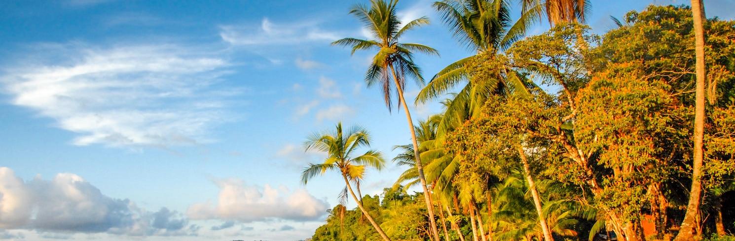 Vịnh Drake, Costa Rica