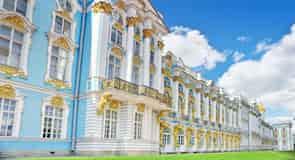 Reserva y museo estatal de Tsárskoye Seló