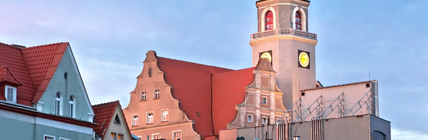 奥士廷, 波蘭
