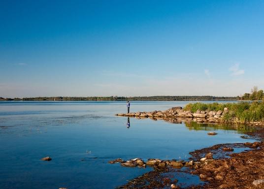 The Navigators' Route, Quebec, Canadá