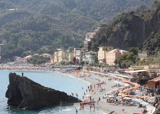 Monterosso al Mare, Itálie
