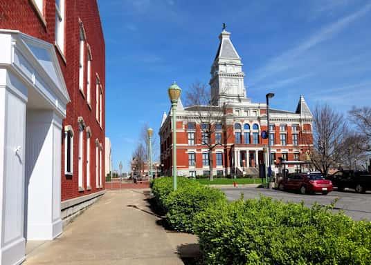 Clarksville, Tennessee, Amerika Syarikat