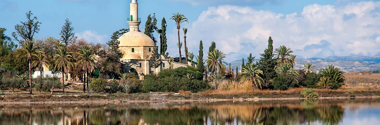 Larnaca, Kýpur