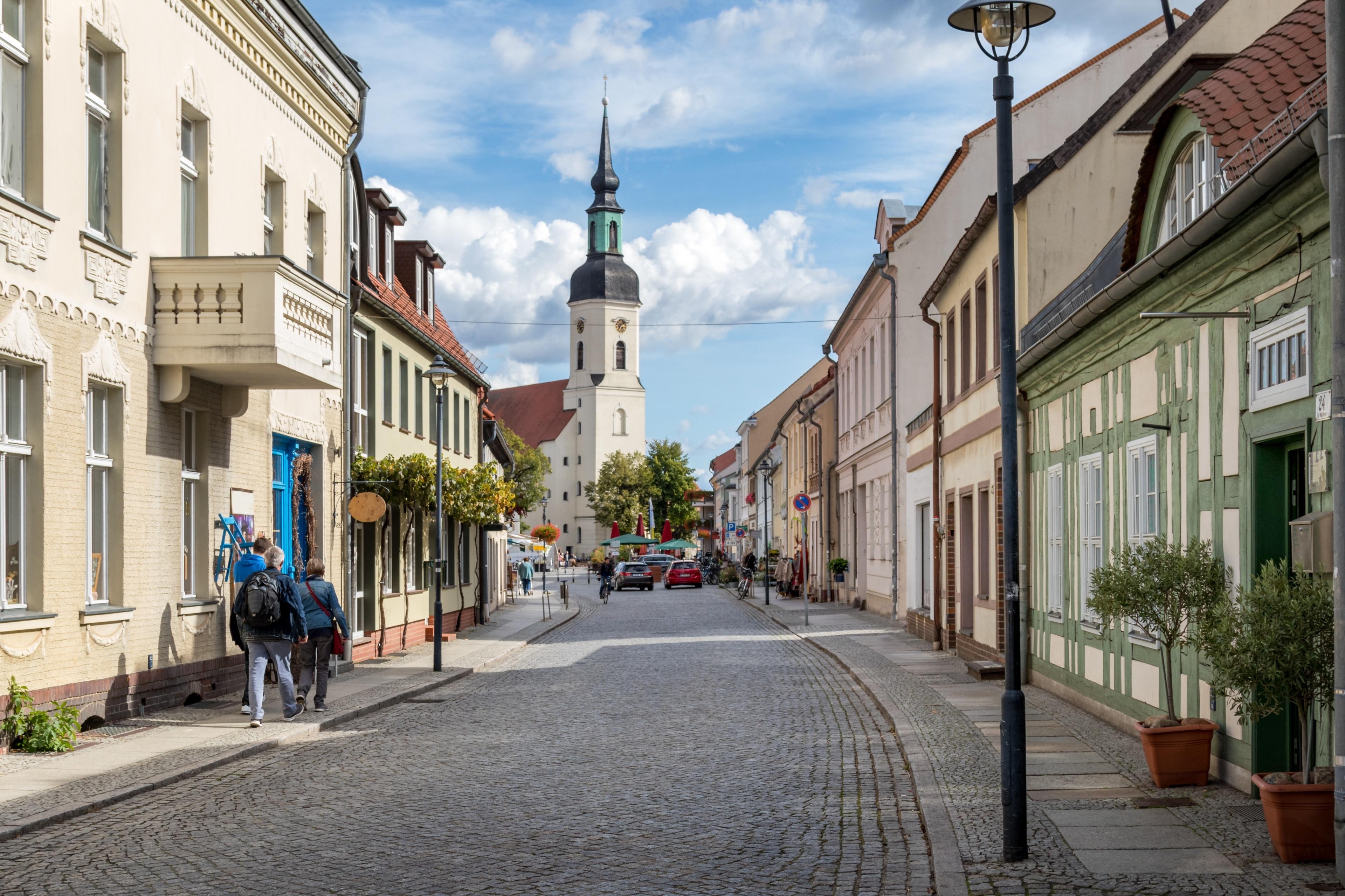 Lübbenau/Spreewald, Brandenburg Region, Deutschland
