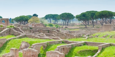 Ostia Antica, Rome, Rome, Lazio, Italië