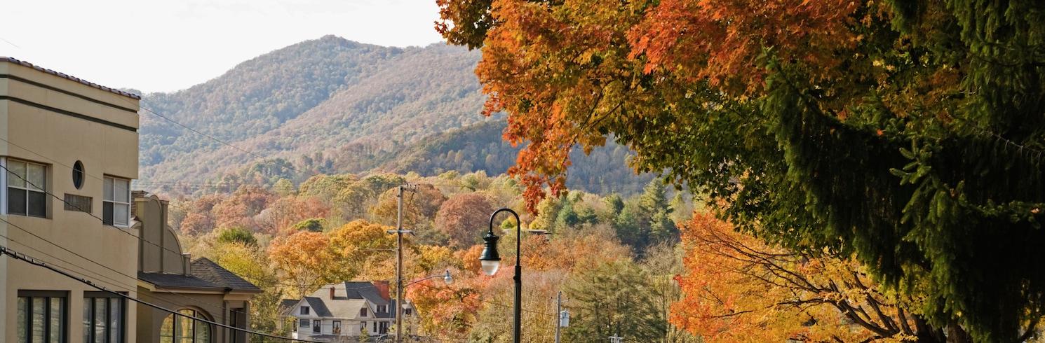 Waynesville, Severná Karolína, Spojené štáty