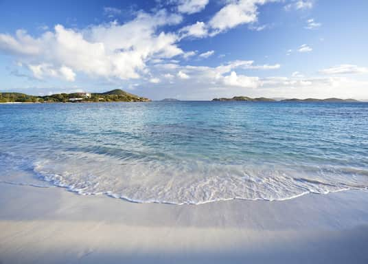 Cabes Point, U.S. Virgin Islands