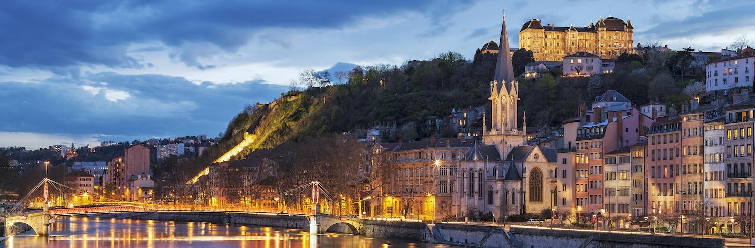 Ліон, Франція