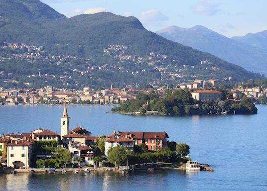 Northern Piedmont, Italy