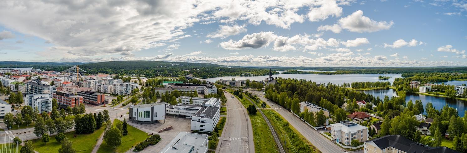 Кемі, Фінляндія