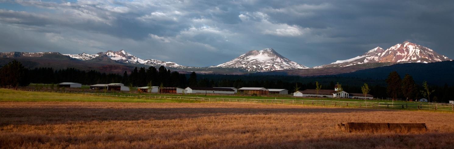 Sisters, Oregon, USA
