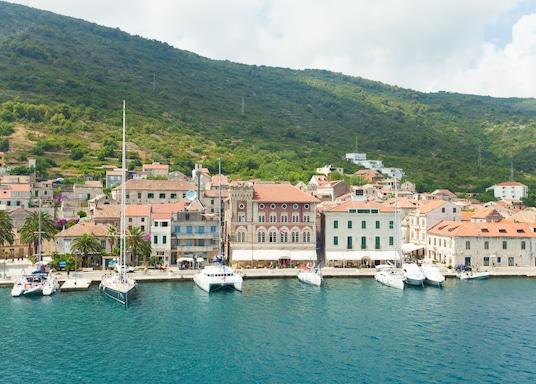 Komiža, Kroatië