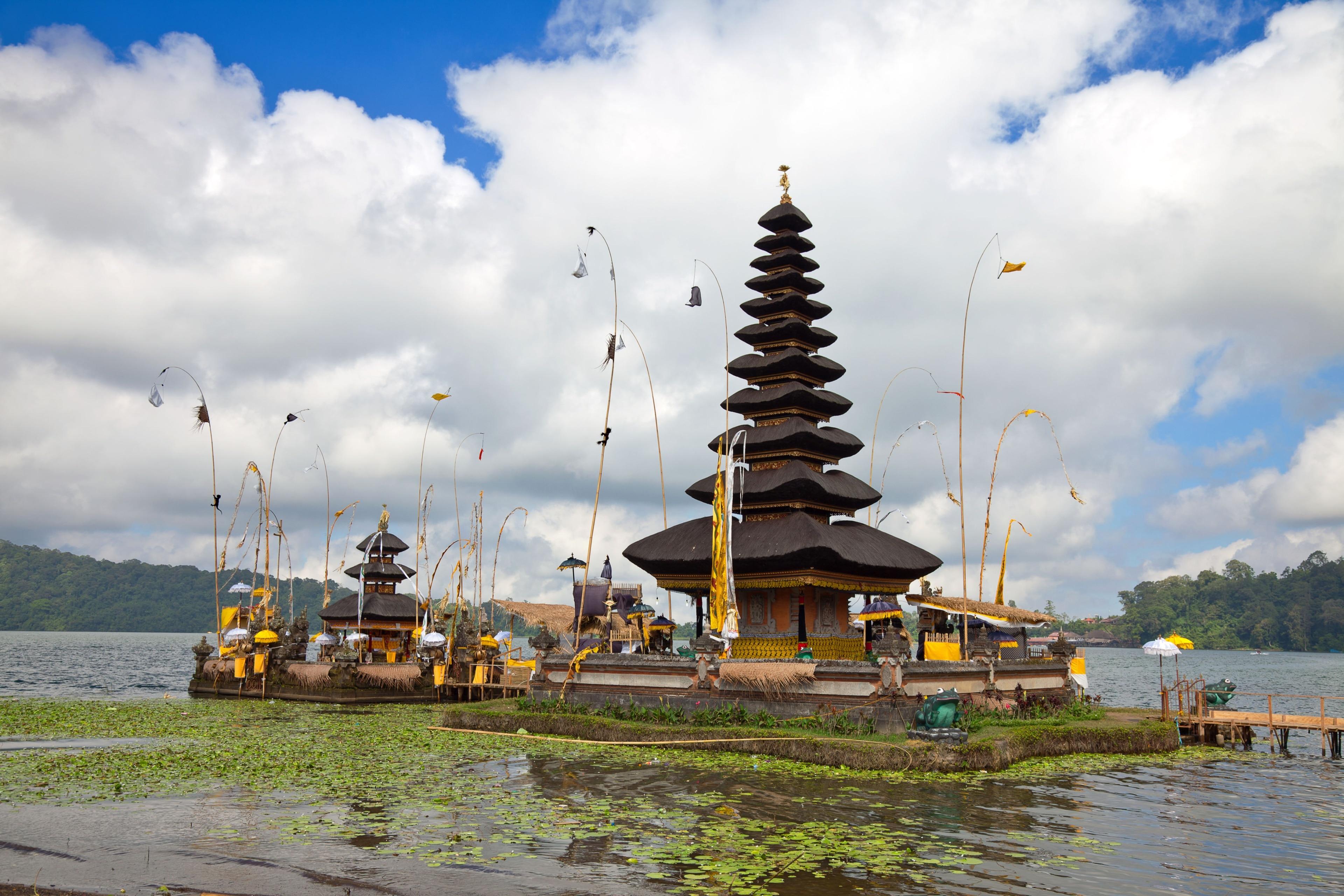 Bedugul, Bali, Indonesia