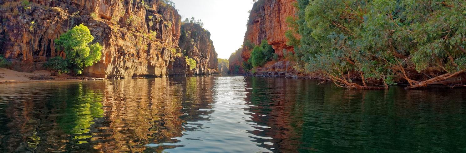 Nitmiluk, Lãnh thổ Bắc, Úc