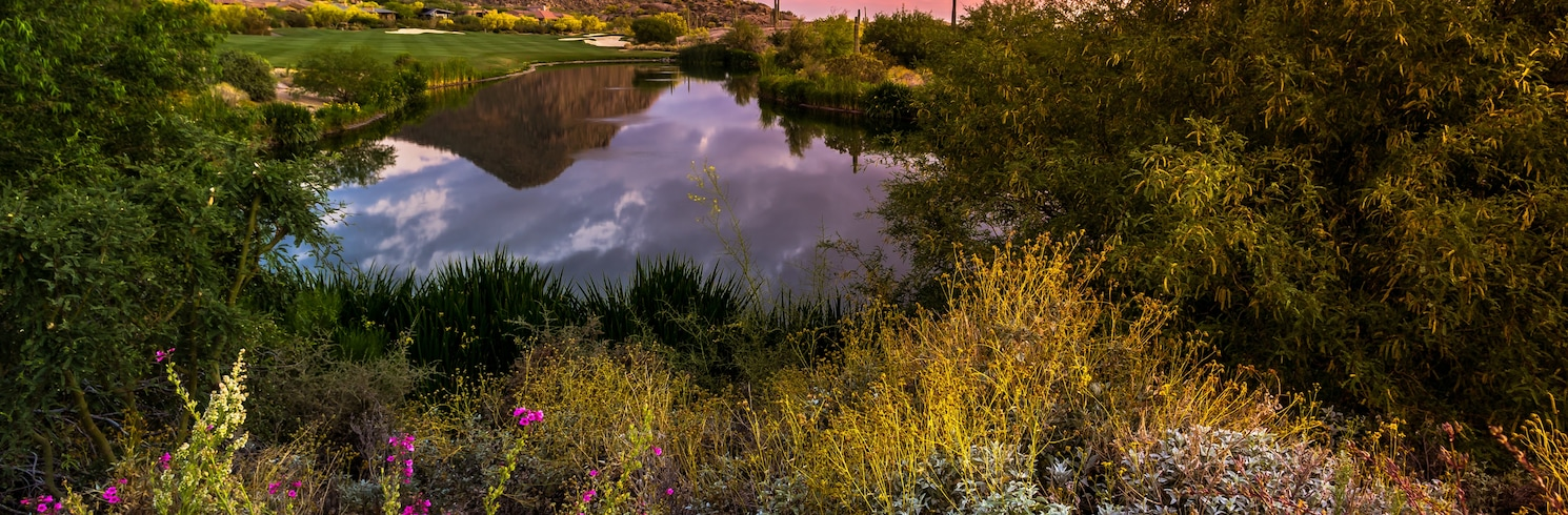 Каза-Гранде (и окрестности), Аризона, США