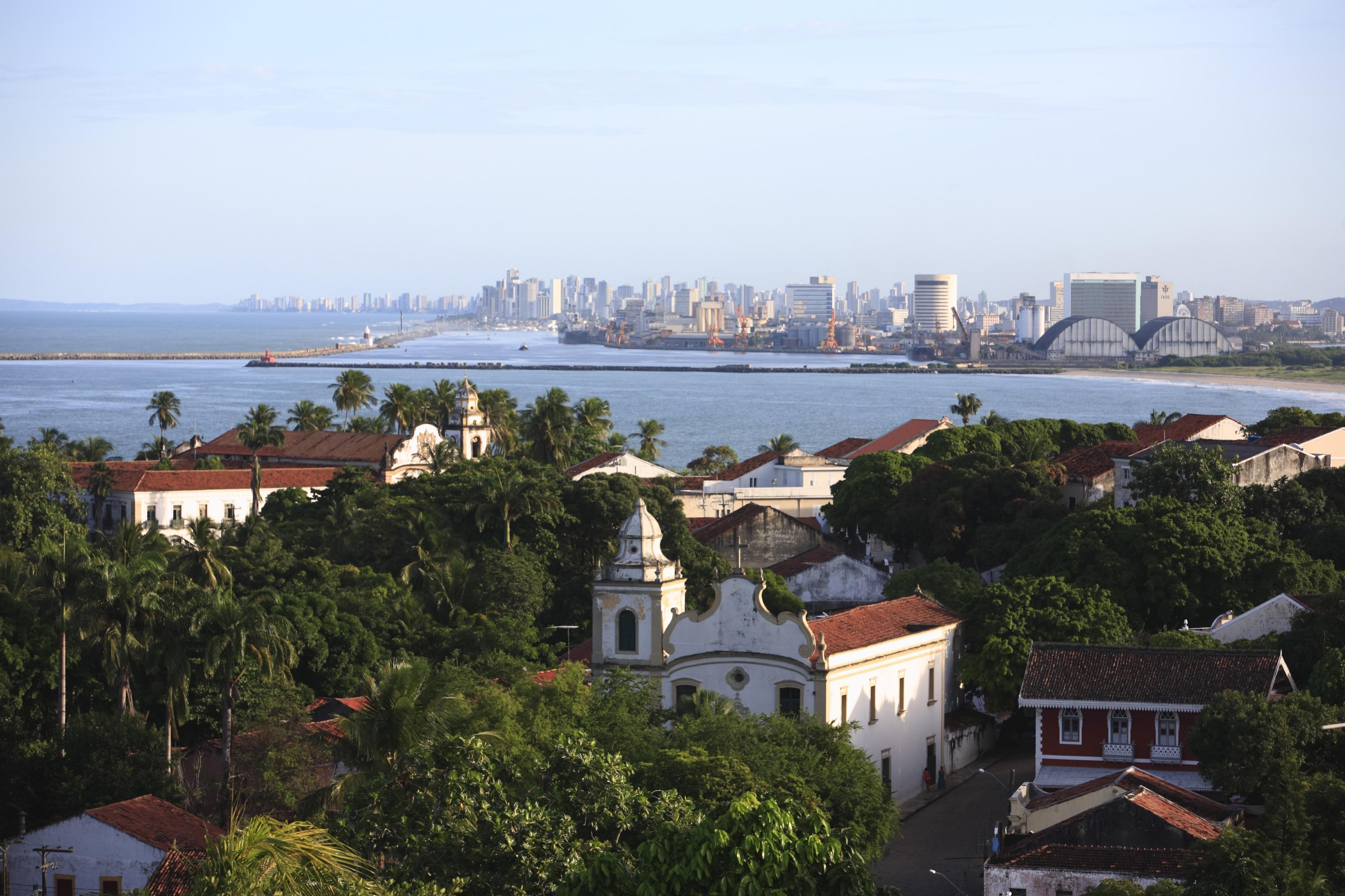 Museu do Estado de Pernambuco (Lokalhistorisches Museum), Recife, Bundesstaat Pernambuco, Brasilien