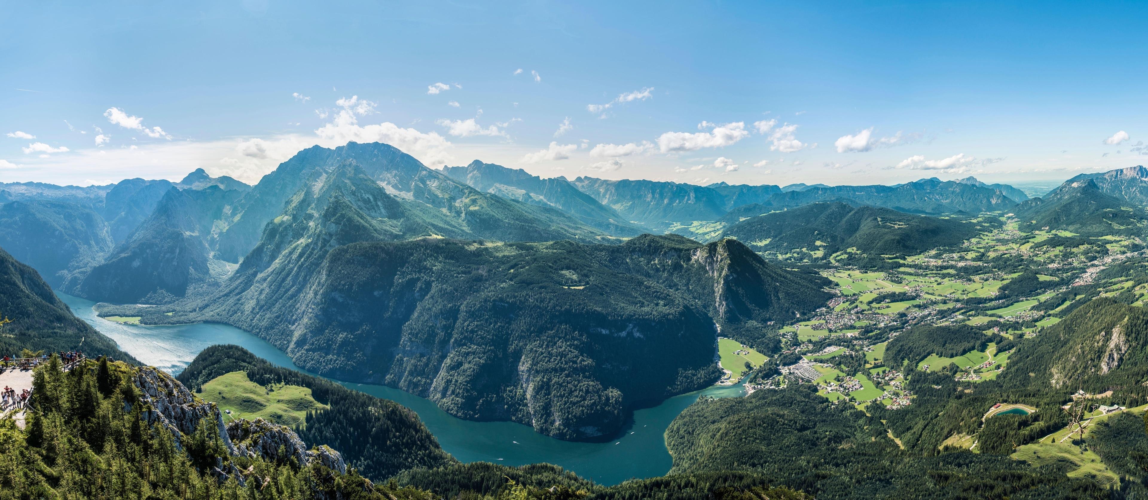 Nationalpark Berchtesgaden, Bayern, Deutschland