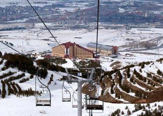 Erzurum, Turki