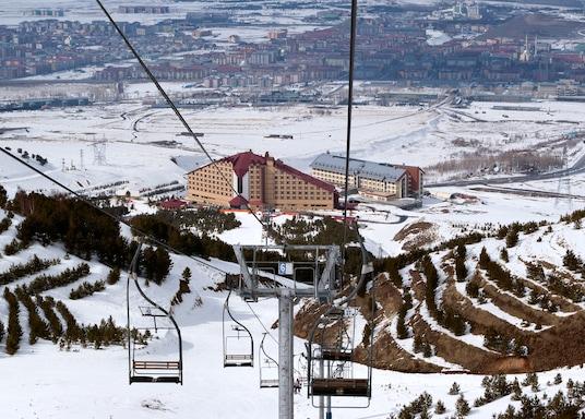 Erzurum, Türkei