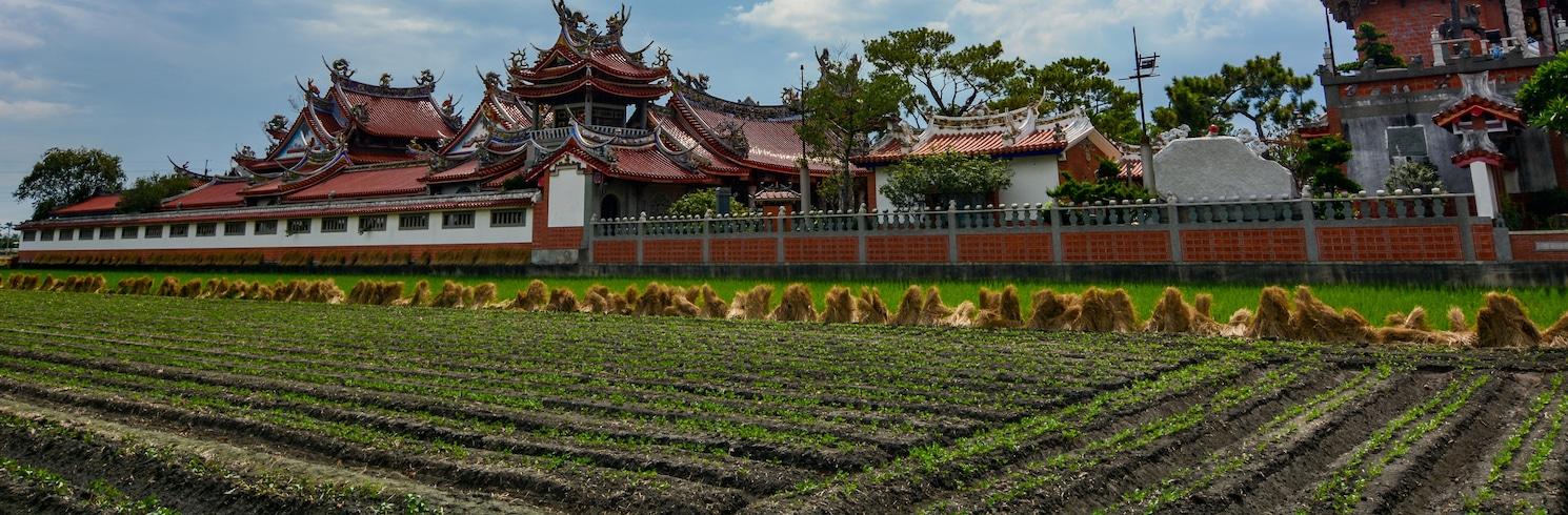 Distrito de Yunlin, Taiwan