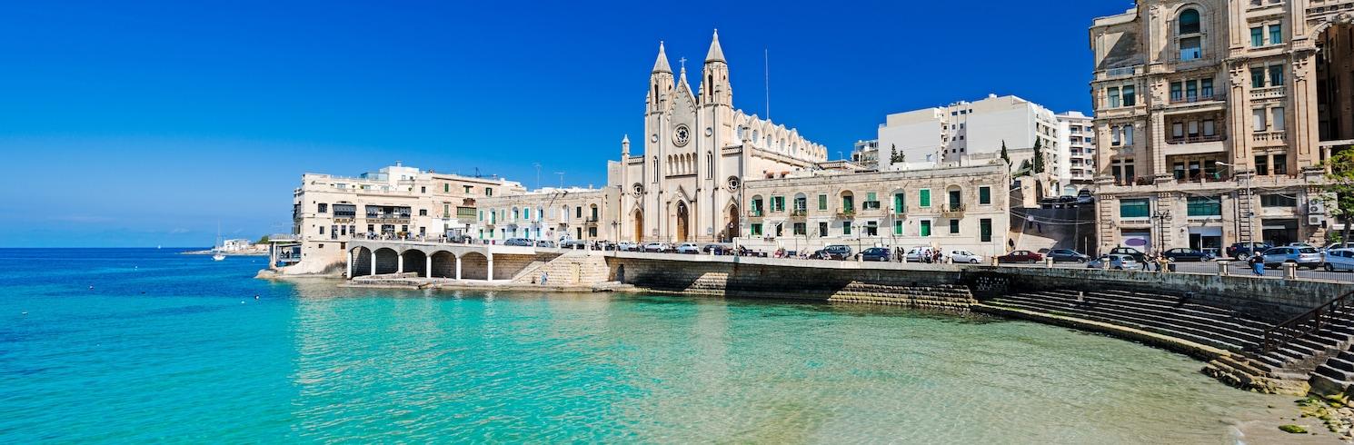 Сент-Джулианс, Мальта