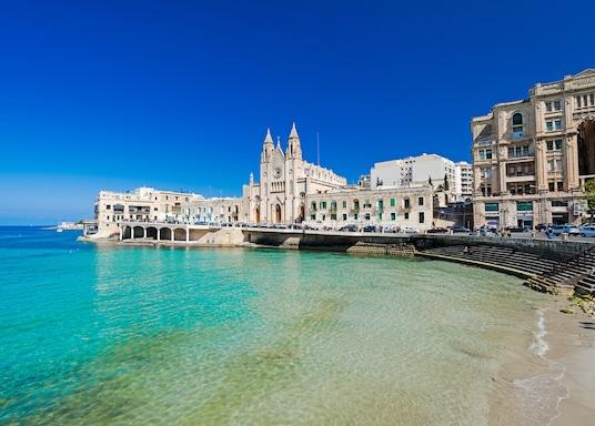 San Ġiljan, Malte