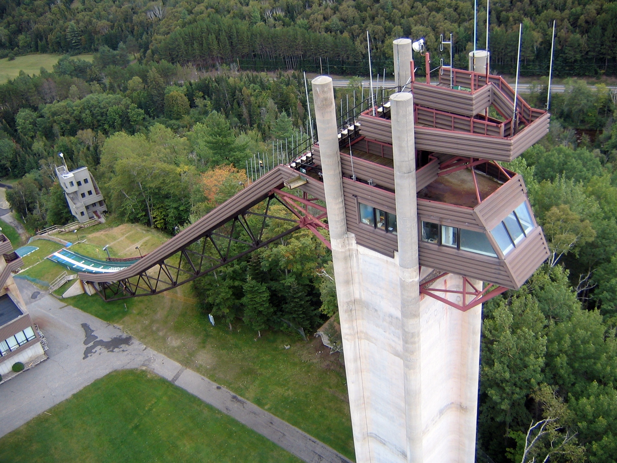Olympic Jumping Complex, Lake Placid, New York, United States of America