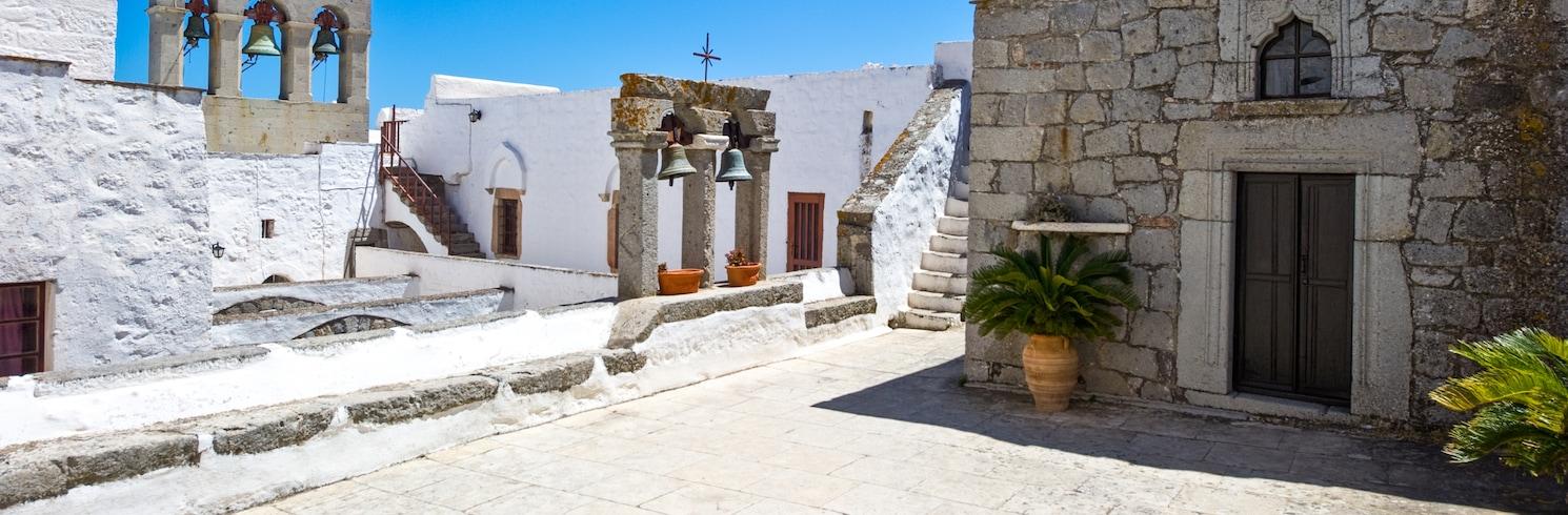Theologos, Griechenland