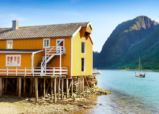 Nordland (distrito), Noruega