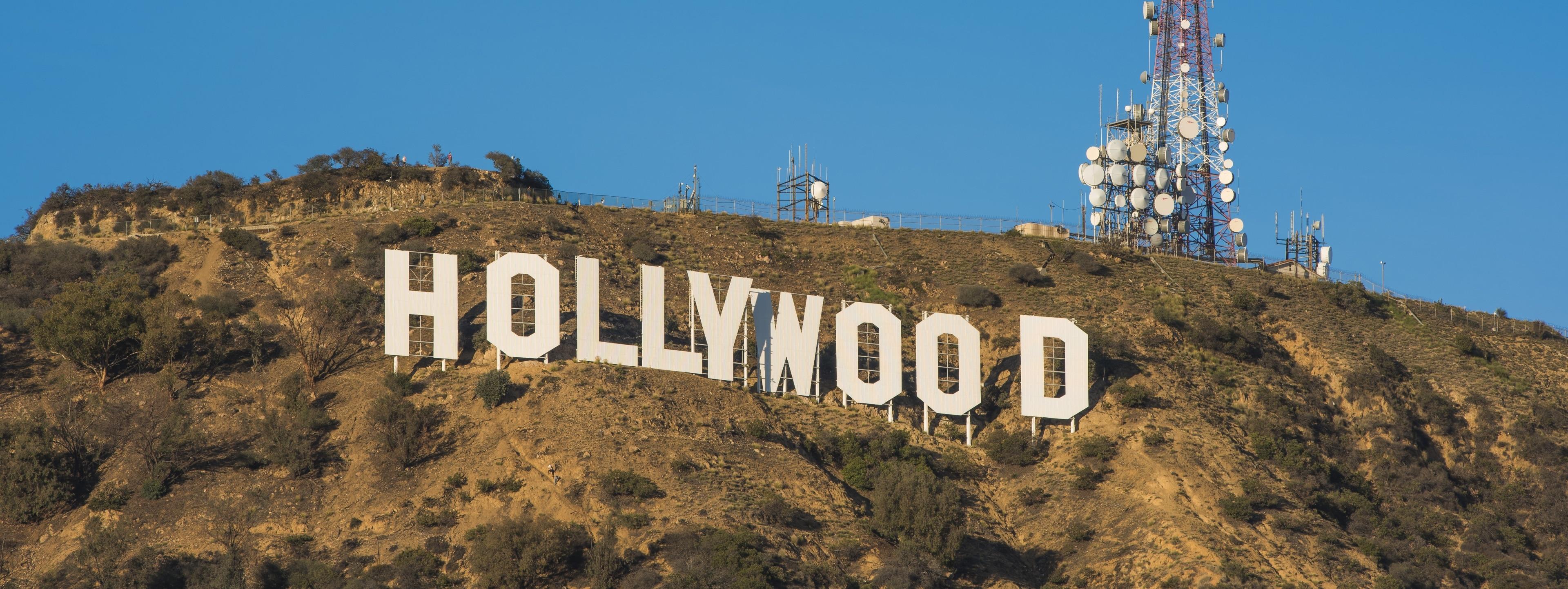 Hollywood Hills, Los Angeles, Kalifornien, USA